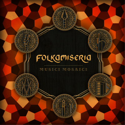 Folkamiseria - Musici Mosaici - fronte